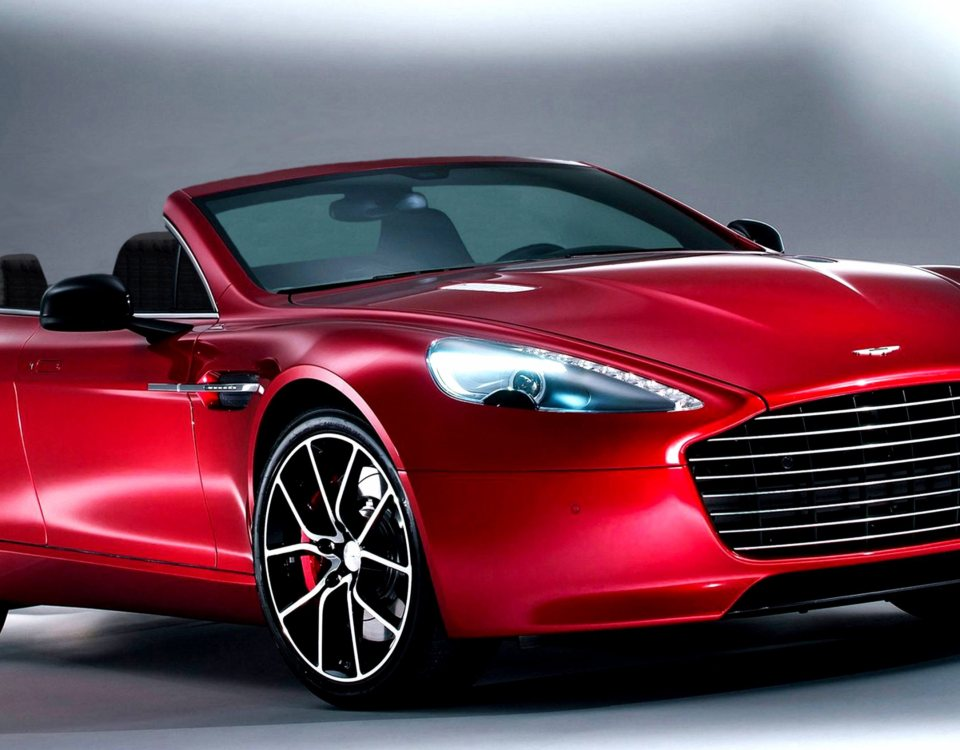 Rapide S Convertible