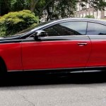 maybach coupe red 4
