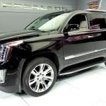 2015 Cadillac Escalde Blk 1