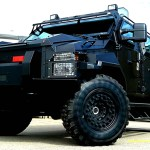 Armored Swat Vehicle 1