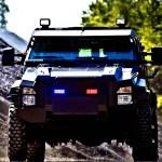 Armored Swat Vehicle 3