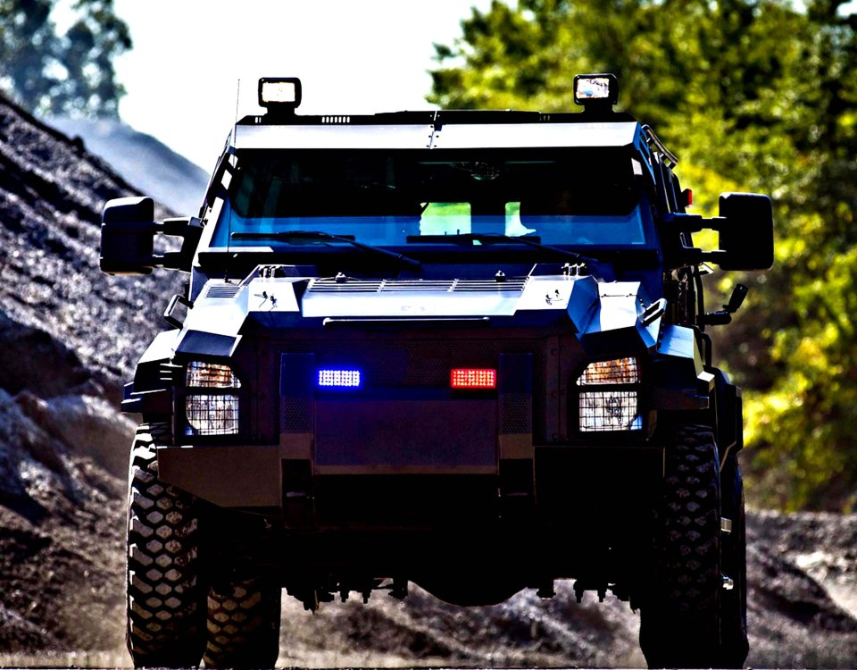 Swat Vehicles