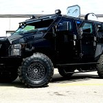 Armored Swat Vehicle 4