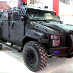 Armored Swat Vehicle 7