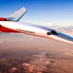 Supersonic Business Jet 11