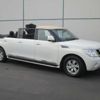 Nissan Patrol td2