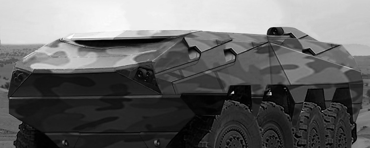 Armored Technical Specifications
