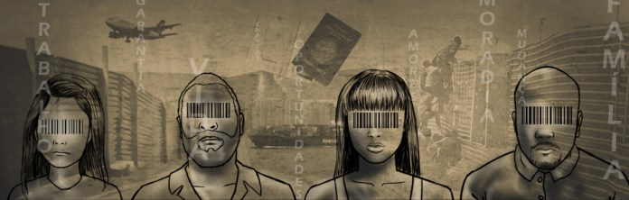trafico de pessoas