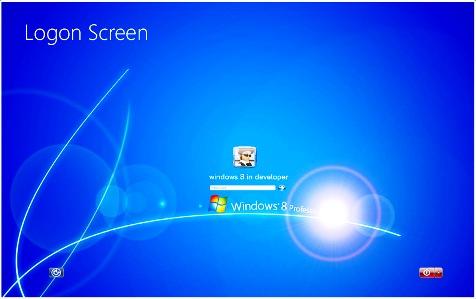 http://www.megaleecher.net/uploads/Windows_8_Professional_Edition_logon.jpg উইন্ডোজ ৮ উইন্ডোজ অপারেটিং সিস্টেমের এক বিশ্ময় | ডাউনলোড করুন মাত্র ৩.৭ মেগা বাইট