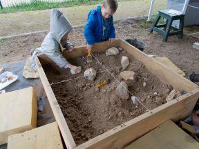 Musée des mégalithes de Changé - visites scolaires 28-29/10/2015 - 04