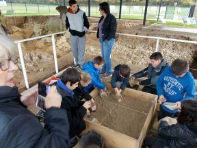Musée des mégalithes de Changé - visites scolaires 28-29/10/2015 - 03