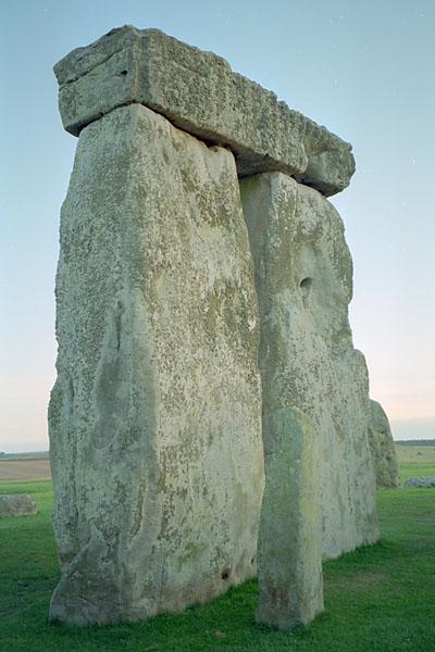 Stonehenge Trilithon M E G A L I T H I A
