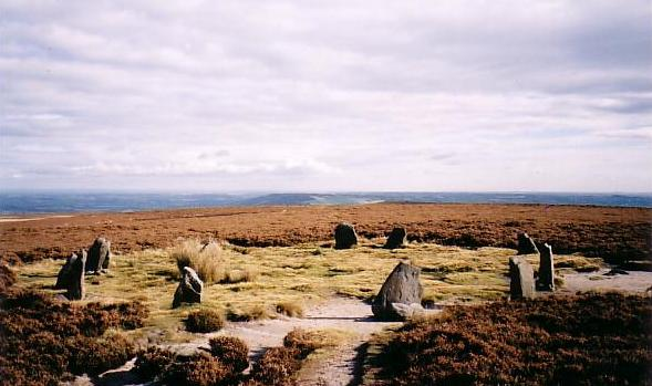 Twelve Apostles  Yorks  Stone Circle   The Megalithic Portal and     Twelve Apostles  Yorks