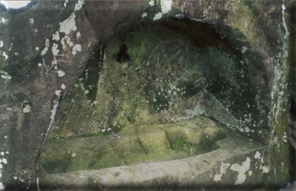Image result for externsteine sarcophagus