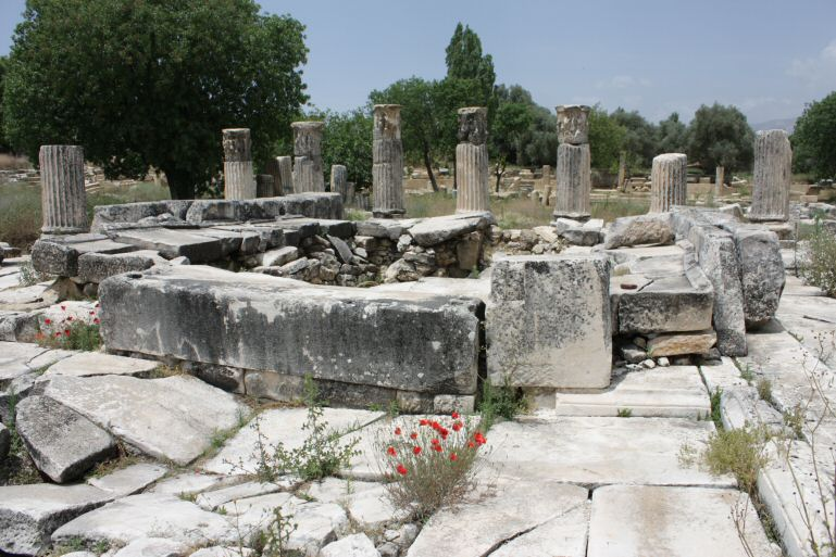 Image result for Lagina, temple of Hekate