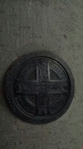 particolare interno chies san pietro