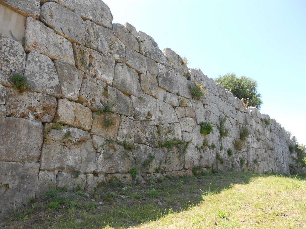 Cosa Mura Megalitiche Ansedonia Grosseto Toscana Italia 13