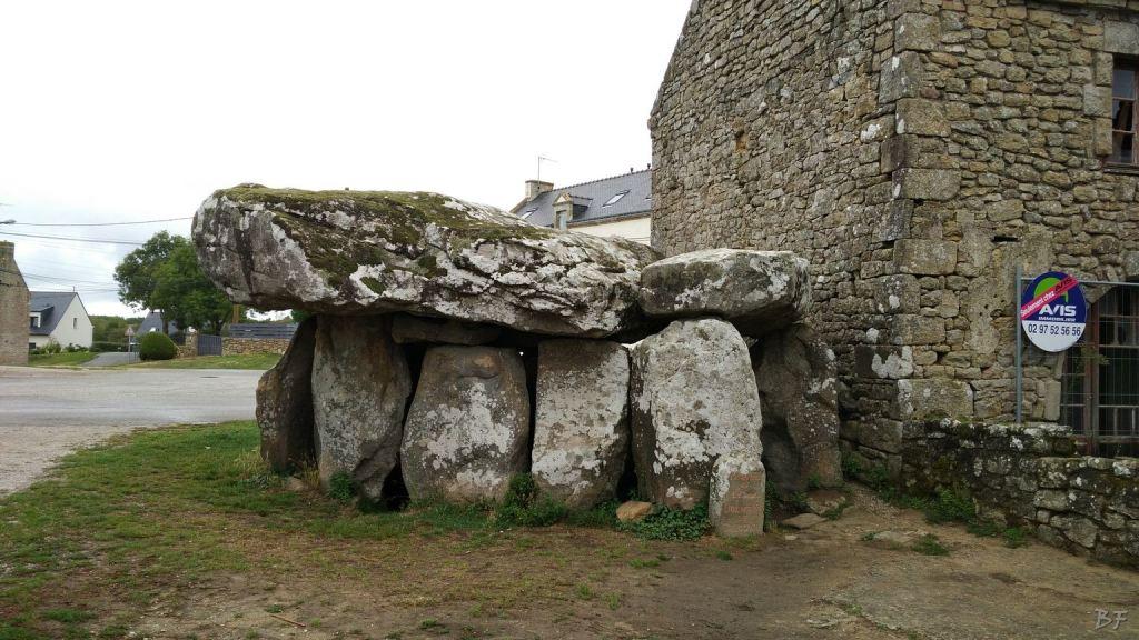 Dolmen de Crucuno Bretagna Francia 8
