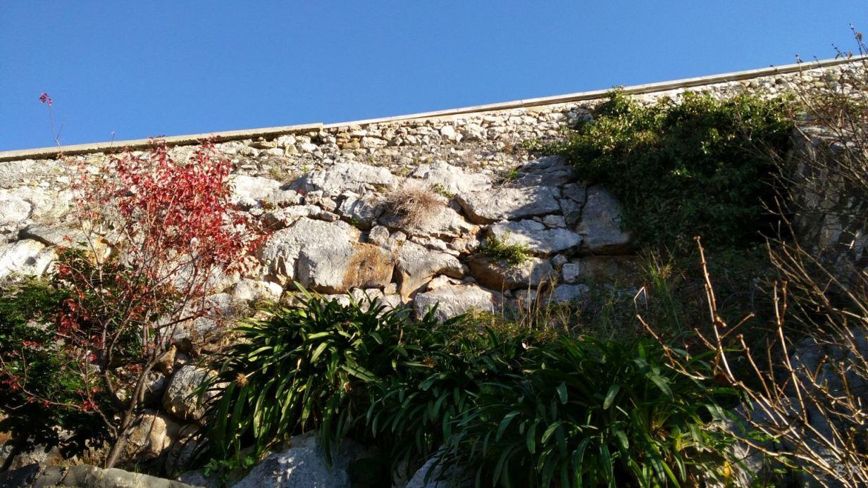 Olevano Romano Mura Megalitiche Roma Lazio Italia 2
