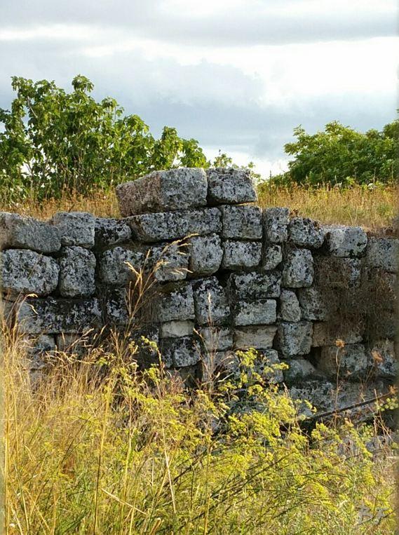 Mura Messapiche Manduria Taranto Puglia Italia 3