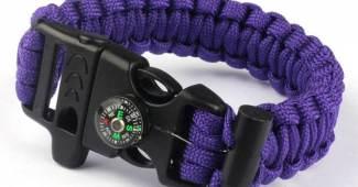 bracelet survie voyage