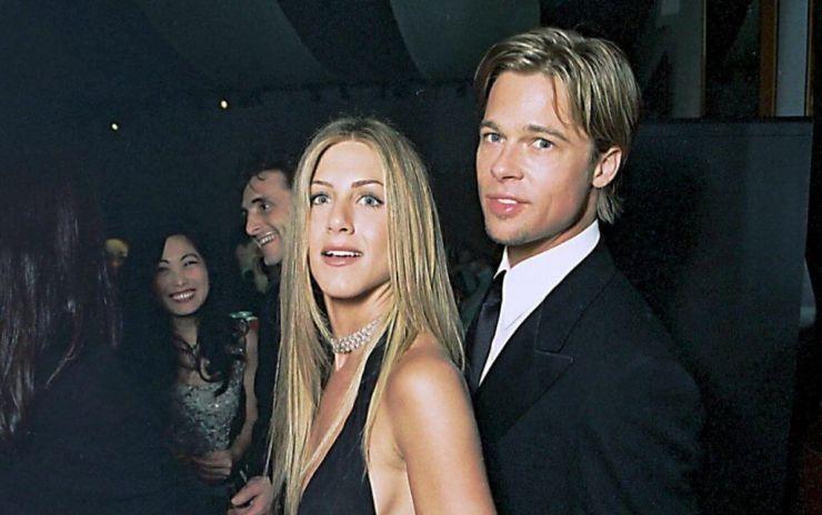 Jennifer Aniston and Brad Pitt-MegaloPreneur