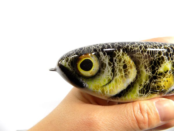 megalures-Perch Custom Lure