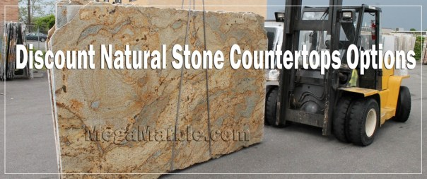 Discount Natural Stone Countertops Options
