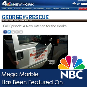 Mega Marble Has Been Featured On NBC