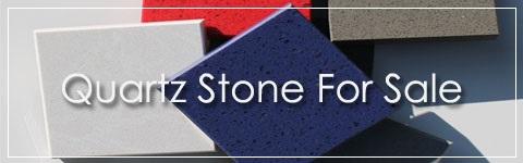 Quartz stone countertop on sale