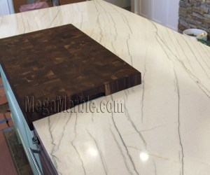 Quartzite Kitchen Countertop Design