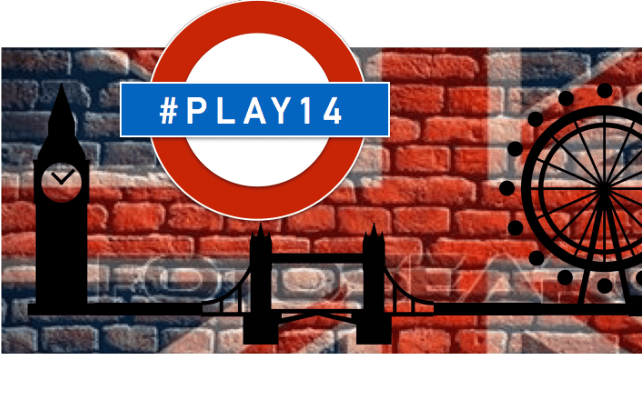 Learn to Play to Learn at #Play14 London