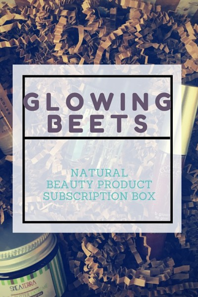 Glowing Beets Subscription Box