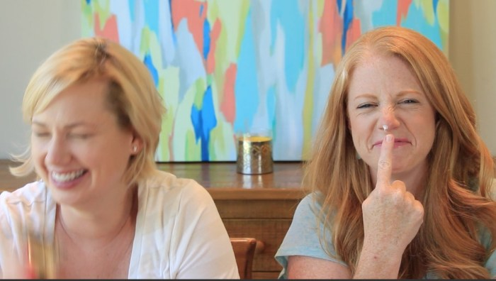 Megan and Wendy created the YouTube channel Long Story Short with Megan and Wendy in 2014.