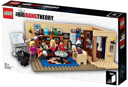 Big Bang Theory LEGO - Megan & Wendy Gift Guide 2015