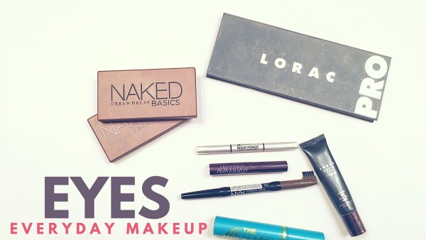 Everyday Makeup Collection - Eyes