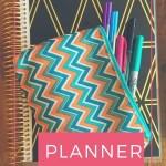 Get Organized: Planner Essentials
