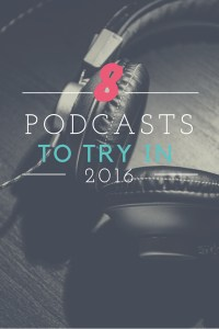 What Podcasts We're Listening To