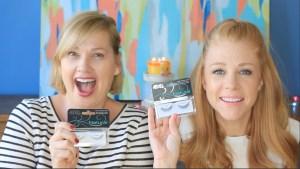 Trying False Eyelashes - Long Story Short with Megan and Wendy