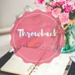 Throwback Thursday – Taste Test Week