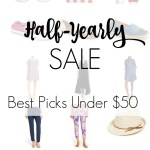 Nordstrom Half Yearly Picks under $50