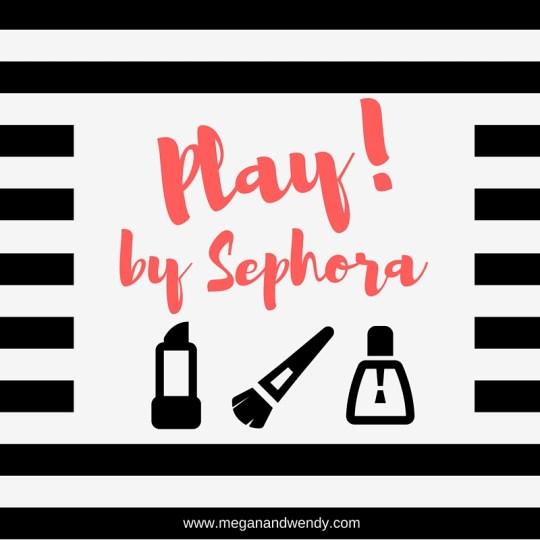 Play Sephora box