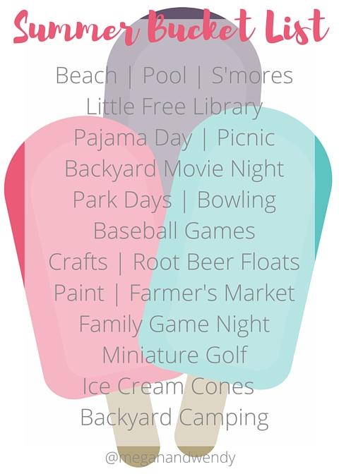 FUN MOM ALERT! We're sharing our simple routines for more summertime fun! Plus a FREE summer bucket list printable! | #summerfreebies #summerbucketlist #summerroutines