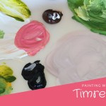 Painting with Timree