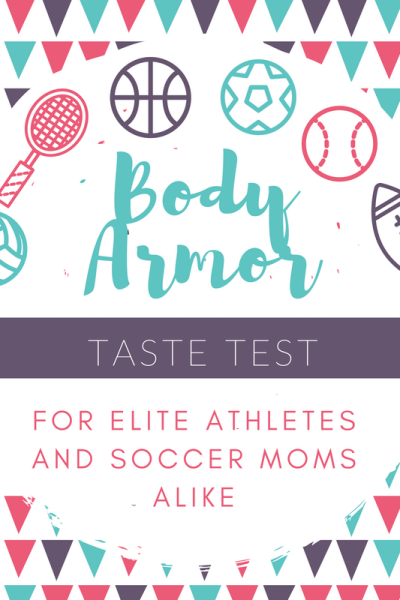 Body Armor Sports Drink – Not Just for Elite Athletes