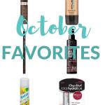 Fall (ish) Favorites