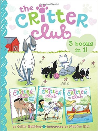 Critter Club Books - Gift Guide for Animal Loving Kids