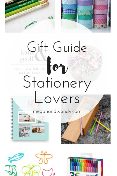 Gift Guide for Stationery Lovers