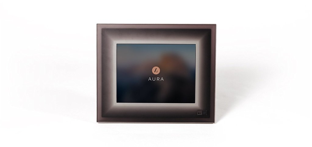 Aura Bluetooth Photo Frame - The Best of Oprah's Favorite Things
