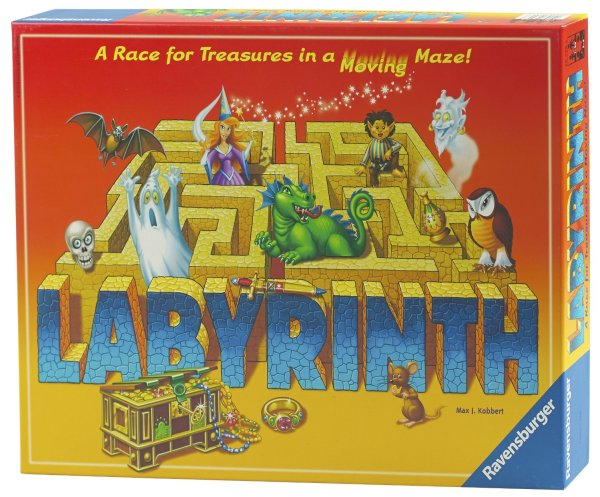 How is the Labyrinth board game?